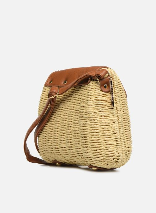 Handbags Gioseppo VIESTE Beige view from the right
