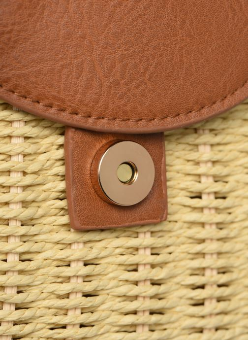 Handbags Gioseppo VIESTE Beige view from the left