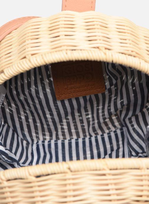 Handtassen Gioseppo LERICCI Beige achterkant