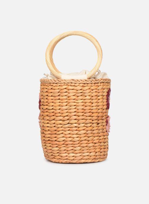 Handtaschen Gioseppo ROSOLINA beige ansicht von vorne