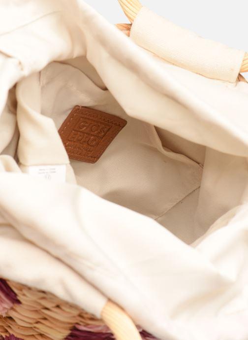 Handtaschen Gioseppo ROSOLINA beige ansicht von hinten