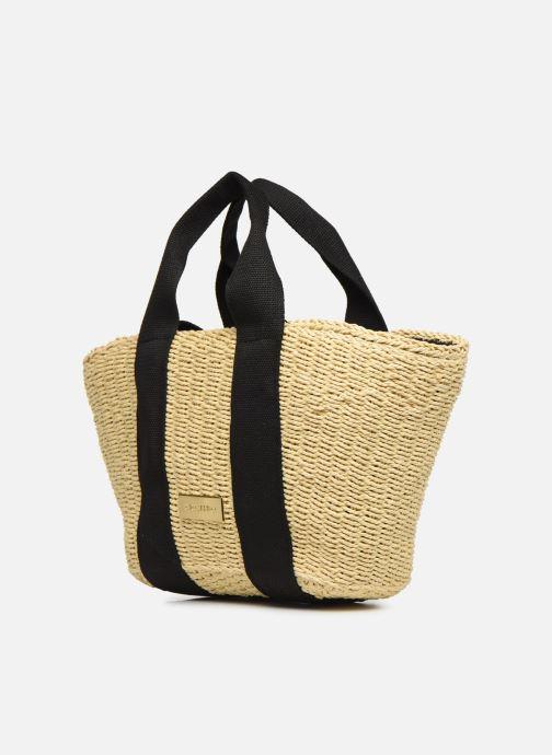Handbags Gioseppo SCILLA Beige model view