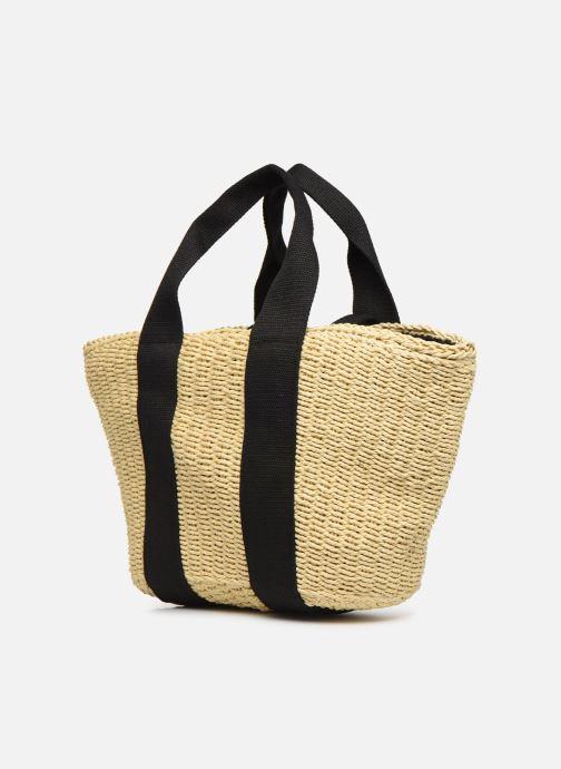 Handtaschen Gioseppo SCILLA beige ansicht von rechts