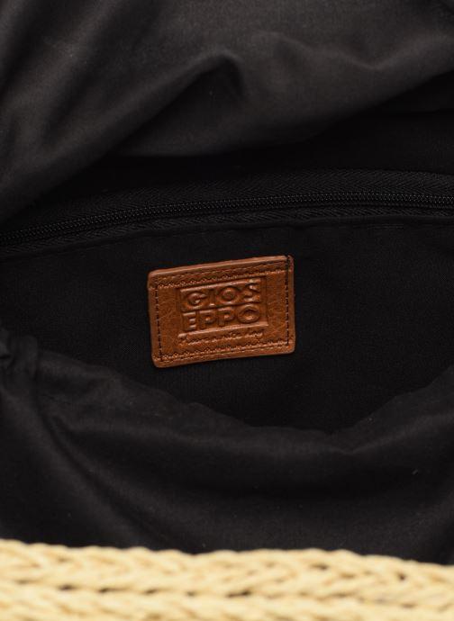 Handbags Gioseppo SCILLA Beige back view