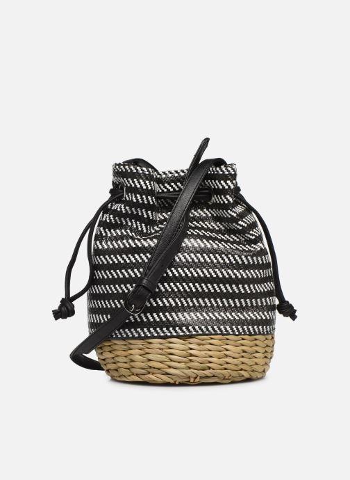 Handtaschen Gioseppo FIESOLE schwarz ansicht von vorne