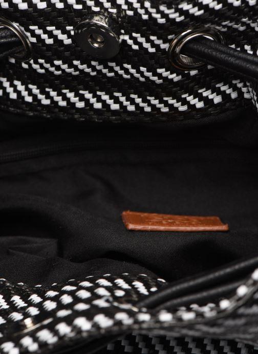 Handtaschen Gioseppo FIESOLE schwarz ansicht von hinten