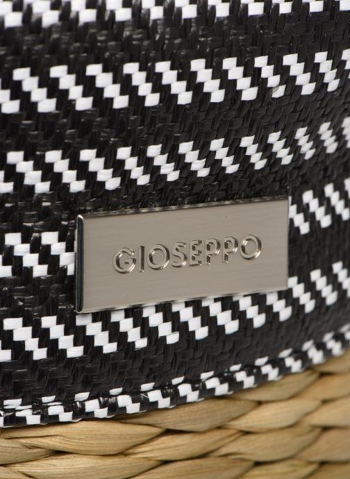 Handtaschen Gioseppo FIESOLE schwarz ansicht von links