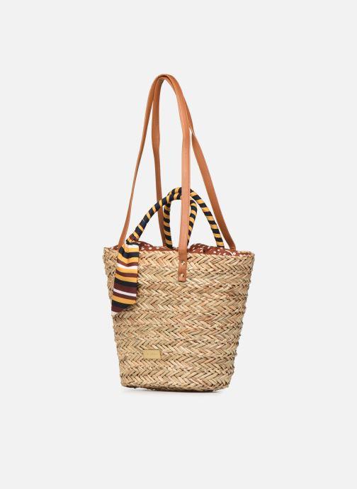 Handbags Gioseppo CANNARA Beige model view