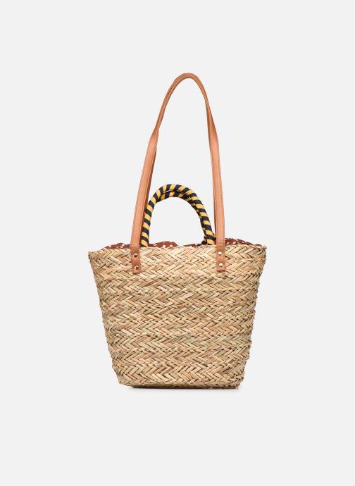 Handbags Gioseppo CANNARA Beige front view