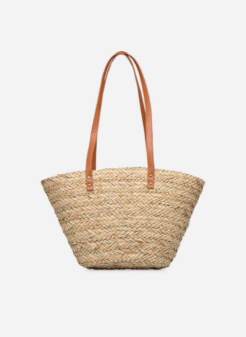 Handtaschen Gioseppo DONINI beige ansicht von vorne