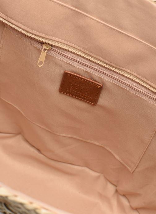 Handtaschen Gioseppo DONINI beige ansicht von hinten