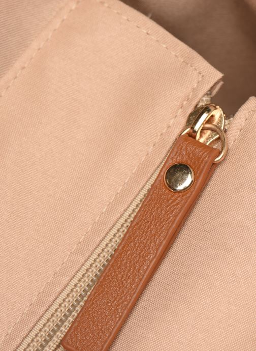 Handbags Gioseppo DONINI Beige view from the left