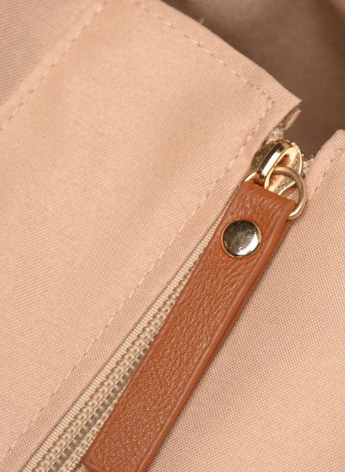 Handtaschen Gioseppo DONINI beige ansicht von links