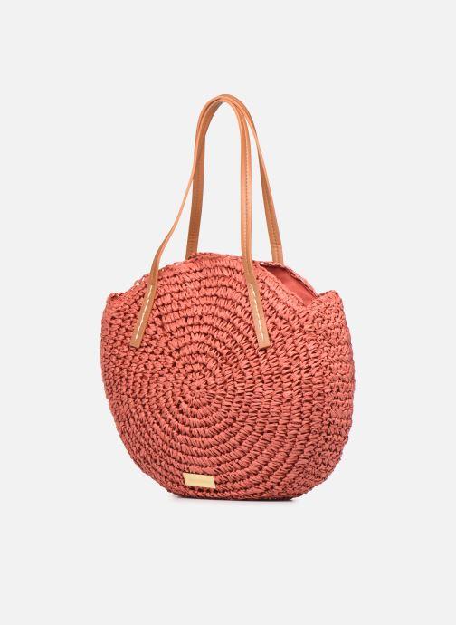 Handbags Gioseppo MISURINA Pink model view
