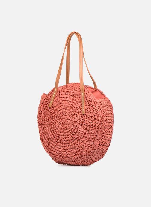 Håndtasker Gioseppo MISURINA Pink Se fra højre