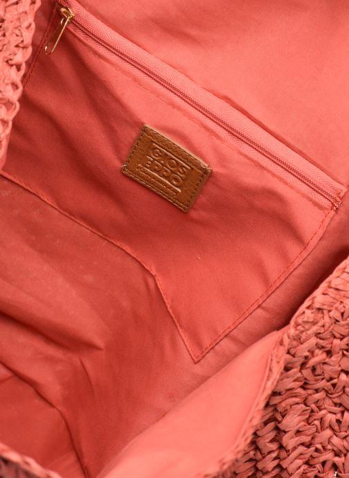 Handbags Gioseppo MISURINA Pink back view