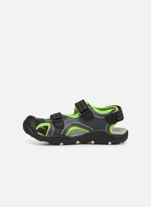 Sandales et nu-pieds Kamik Seaturtle2 Gris vue face