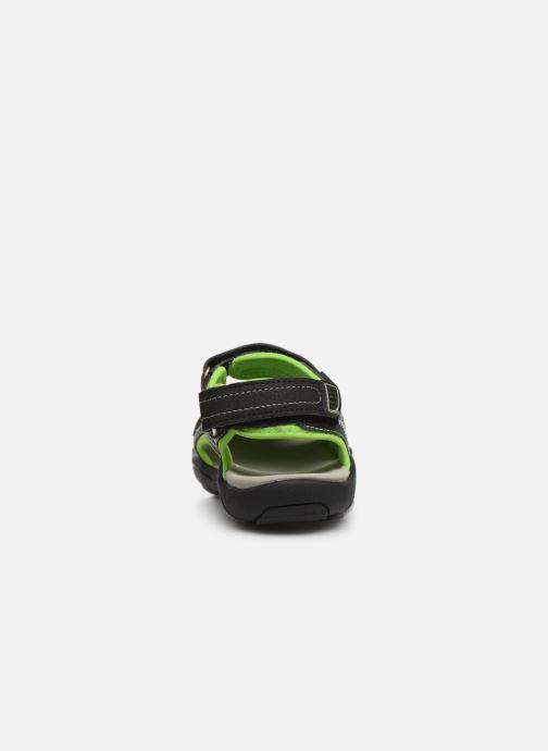 Sandales et nu-pieds Kamik Seaturtle2 Gris vue droite