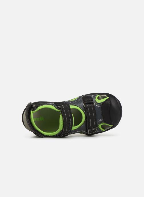 Sandales et nu-pieds Kamik Seaturtle2 Gris vue gauche