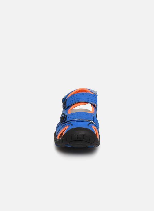 Sandales et nu-pieds Kamik Seaturtle2 Bleu vue portées chaussures