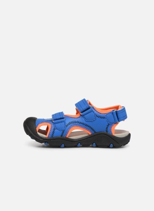 Sandals Kamik Seaturtle2 Blue front view