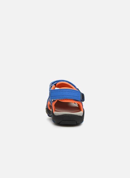 Sandales et nu-pieds Kamik Seaturtle2 Bleu vue droite