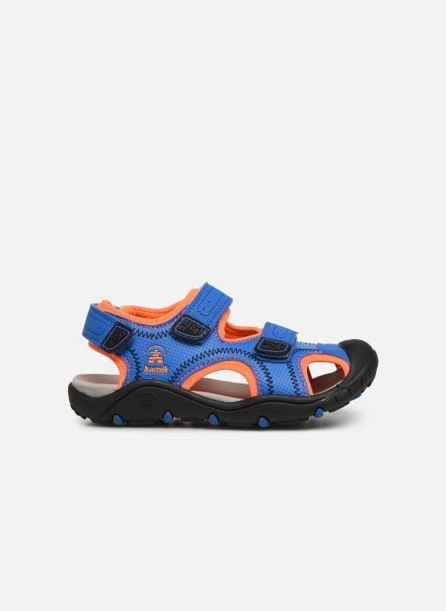Sandales et nu-pieds Kamik Seaturtle2 Bleu vue derrière