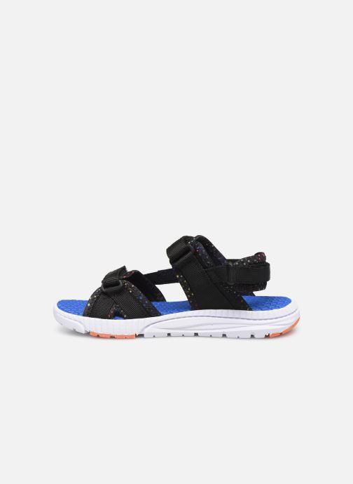 Sandales et nu-pieds Kamik Match2 Noir vue face