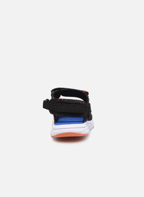 Sandales et nu-pieds Kamik Match2 Noir vue droite