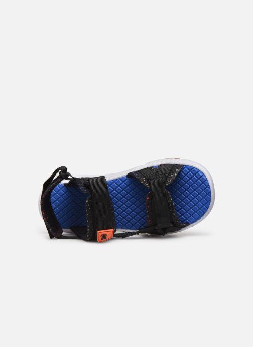 Sandales et nu-pieds Kamik Match2 Noir vue gauche