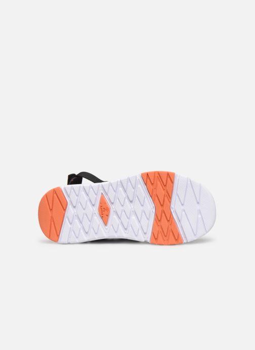 Sandales et nu-pieds Kamik Match2 Noir vue haut