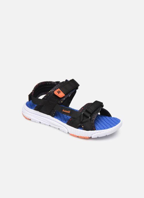 Sandales et nu-pieds Kamik Match2 Noir vue détail/paire
