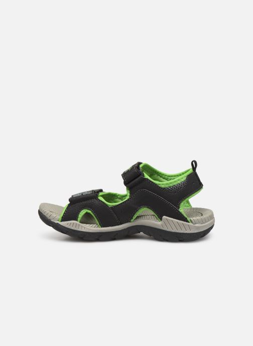 Sandales et nu-pieds Kamik Dune Noir vue face
