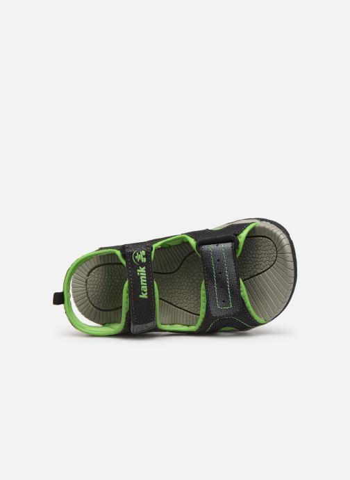 Sandales et nu-pieds Kamik Dune Noir vue gauche