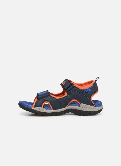 Sandales et nu-pieds Kamik Dune Bleu vue face