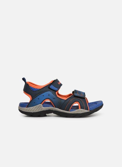 Sandales et nu-pieds Kamik Dune Bleu vue derrière