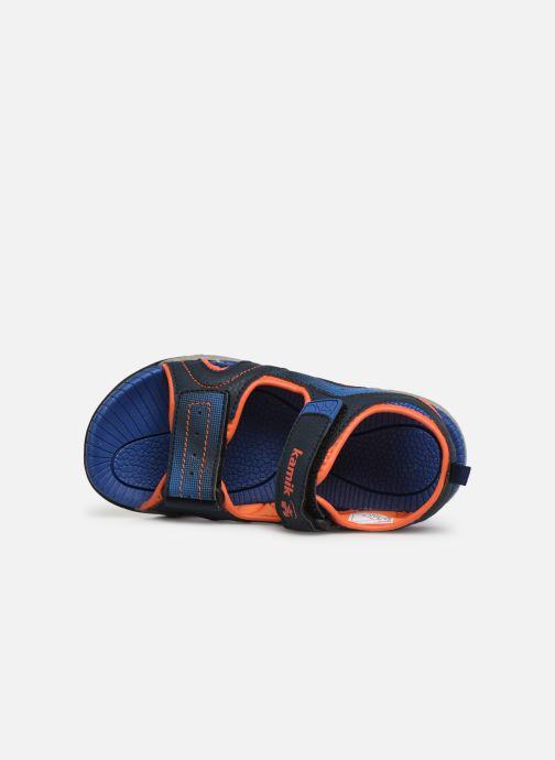 Sandales et nu-pieds Kamik Dune Bleu vue gauche