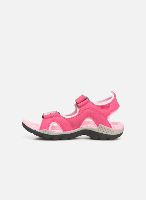 Sandals Kamik Dune Pink front view