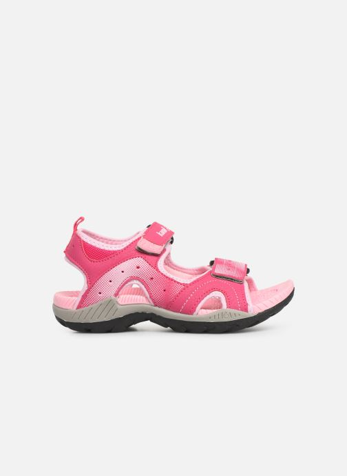 Sandals Kamik Dune Pink back view