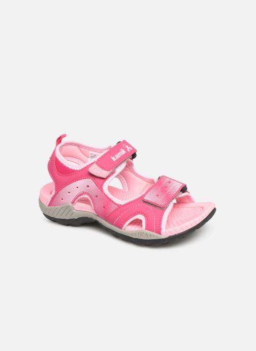 Sandales et nu-pieds Kamik Dune Rose vue détail/paire