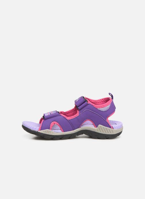 Sandales et nu-pieds Kamik Dune Violet vue face