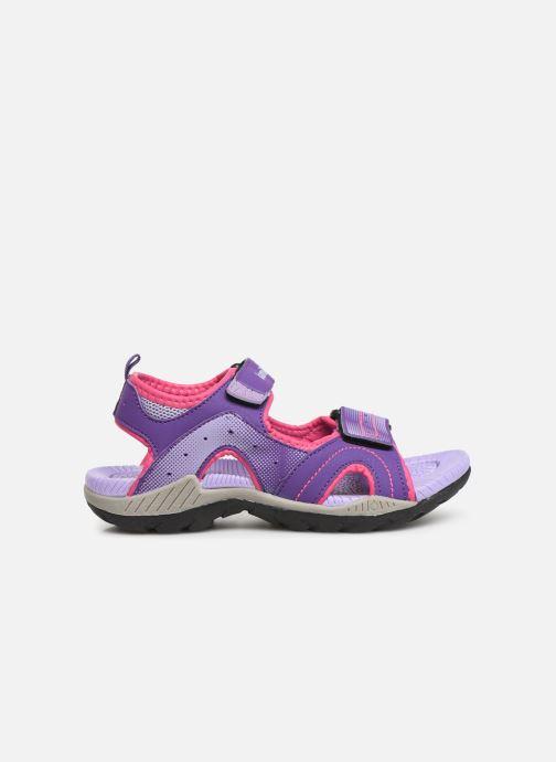 Sandales et nu-pieds Kamik Dune Violet vue derrière