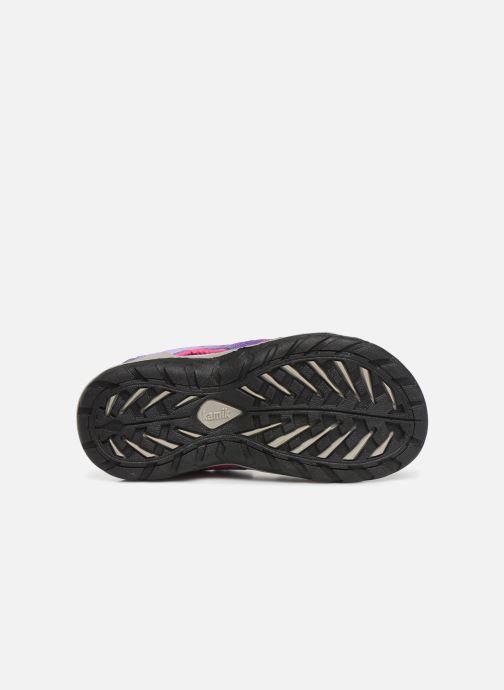 Sandales et nu-pieds Kamik Dune Violet vue haut