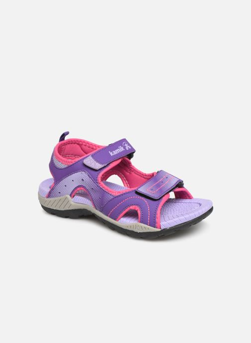 Sandales et nu-pieds Kamik Dune Violet vue détail/paire