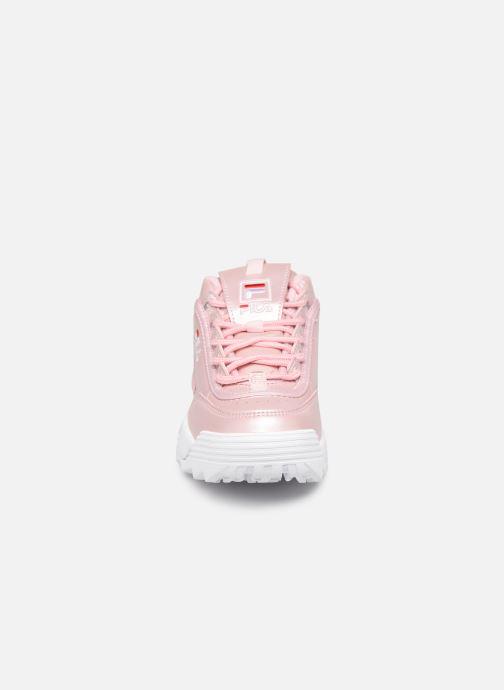 Sneakers FILA Disruptor M Kids Roze model