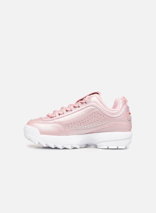 Sneakers FILA Disruptor M Kids Roze voorkant