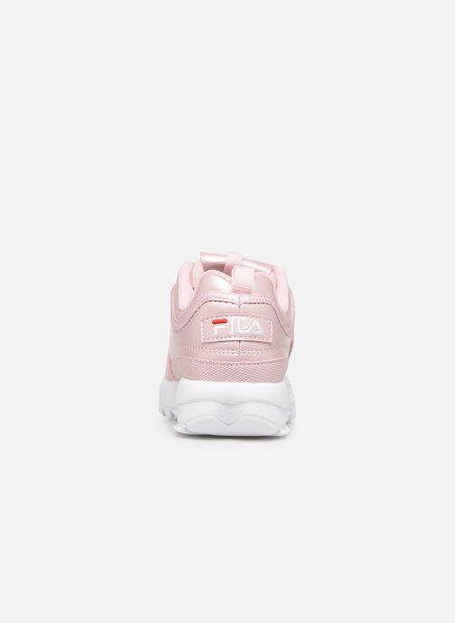 Sneakers FILA Disruptor M Kids Roze rechts