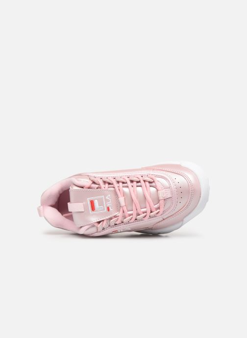 Sneakers FILA Disruptor M Kids Roze links
