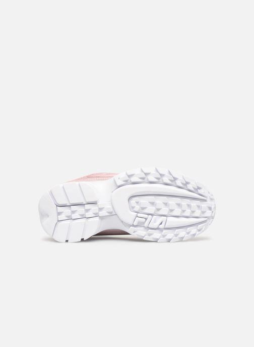 Sneakers FILA Disruptor M Kids Roze boven