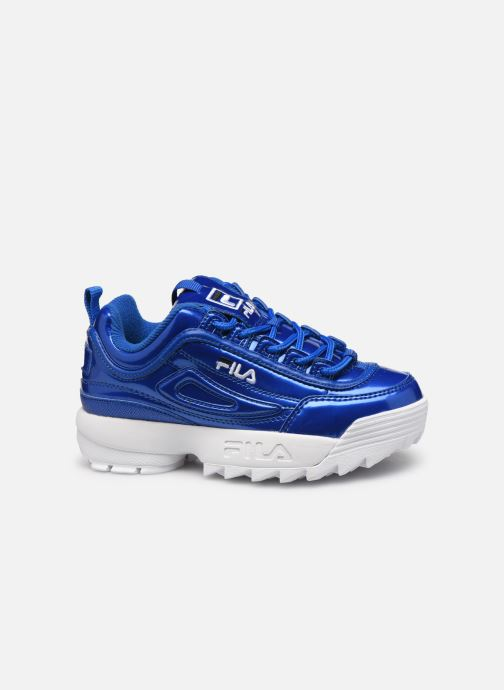 Sneakers FILA Disruptor M Kids Blauw achterkant